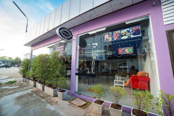 ร้าน Dolce Cafe & Bistro