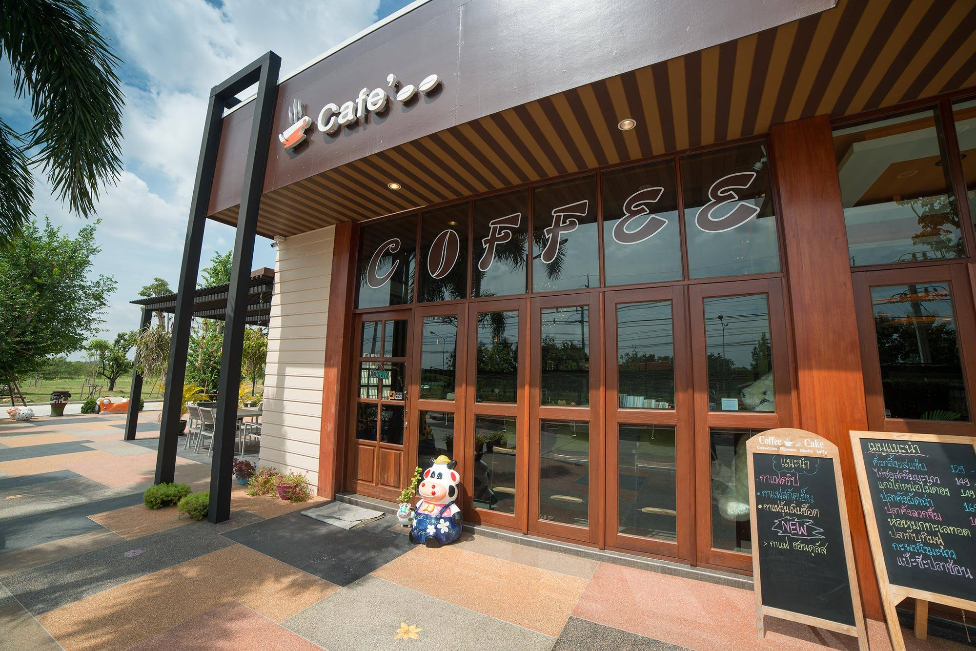 ร้าน Nana Cafe Chaiyaphum