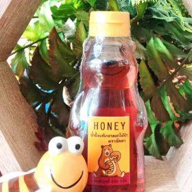 น้ำผึ้งแท้เกสรดอกไม้ป่า