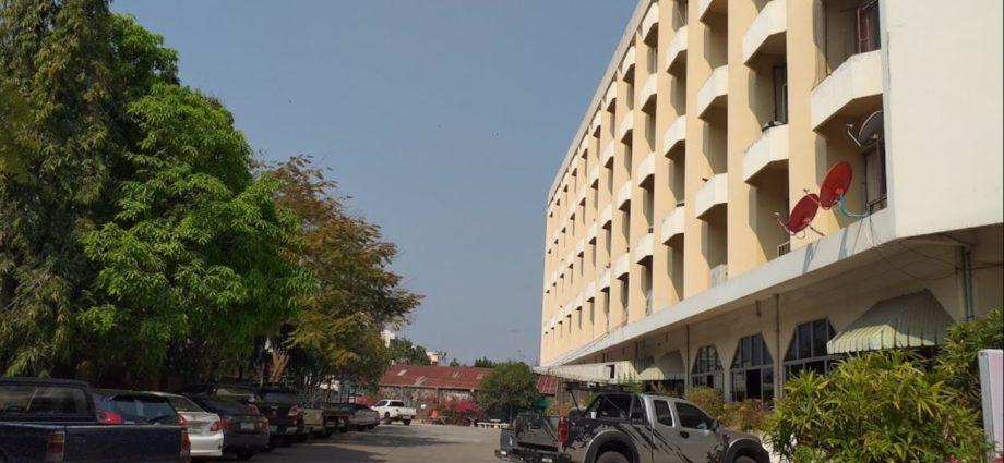 โรงแรมศิริชัยโฮเต็ล