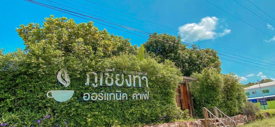 ร้าน ภูเชียงทา ออร์แกนิค คาเฟ่ (Phuchiangta Organic Cafe)